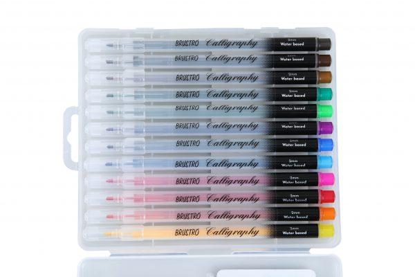 Brustro Calligraphy Pen Set of 12