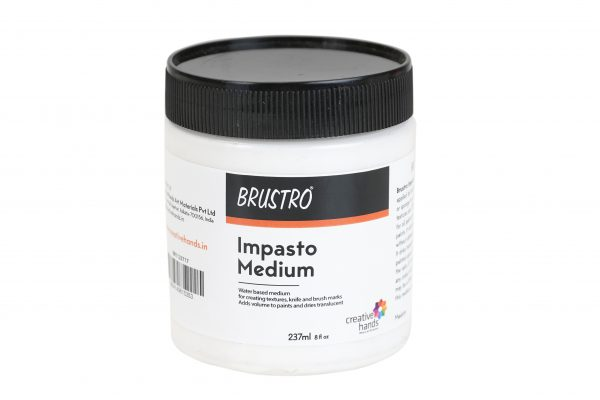 Brustro Impasto Gel Medium 237ml