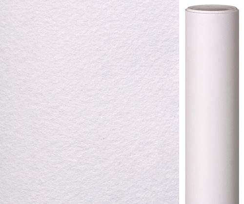 """Brustro Pastel Paper Roll, Shade - White, Size - 75 cm (30"""") X 10 mtr"""